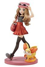 "Kotobukiya ARTFX J ""Pokemon"" series Serena with Fennekin 1/8 scale Figure"