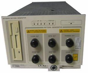 Agilent HP Keysight 70841B Pattern Generator Module