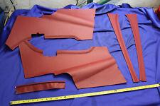 MG MGTD Partial Red Panel Kit