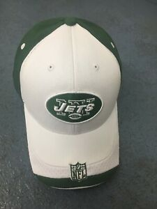 New w/ tags New York Jets NFL Reebok curved bill adjustable hat *FREE SHIPPING*