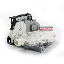 Rear Right Door Lock Latch Actuator Mechanism RH For VW Passat B6 Audi A4 A5 Q7