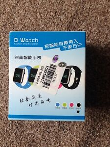 D Watch Fashion Smart Bracelet
