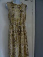 LADIES   M & S  AUTOGRAPH   STUNNING  SUMMER  DRESS  SIZE  14