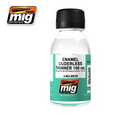 Ammo of Mig Jimenez ENAMEL ODOURLESS THINNER 100 ml #2019