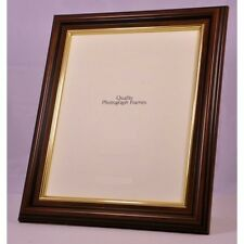 Traditional Light Mahogany Effect Photo/Picture Frame - Various Sizes available