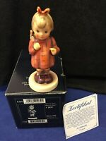GOEBEL HUMMEL:  WHAT'S THAT EXCLUSIVE EDITION TMK 7 WITH ORIGINAL BOX #488