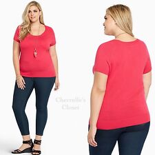 NEW! Torrid Knit Pullover Sweater Plus Size 5 28 5X ~Free Shipping~