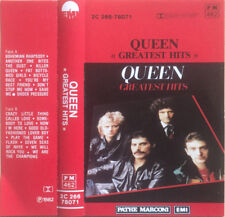 Queen ‎- Greatest Hits (Cassette France) 1981-82