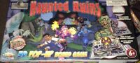 Haunted Ruins 3D Popup Game Relic Raiders Board & Cards & Pawns Replacement Part