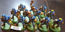 Human Team 12 Players - Blood Bowl - 3rd Edition - Plastic - Reikland Reavers