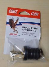 Eagle Claw Drain Plug w/ T-Handle