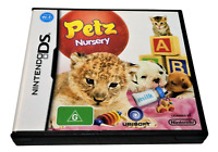 Petz Nursery Nintendo DS 2DS 3DS Game *Complete*