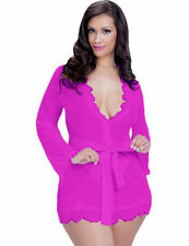 Unbranded Robes Short Women's Nightwear