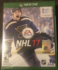 NHL 17 (Microsoft Xbox One, 2016)