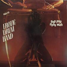 "Erotic Drum Band Pop Shoo Wah maxi single 12"" cheesecake Richie Rivera Prism"