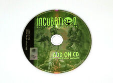 1998 CD Incubation Battle Isle Phase Vier Add On CD ( Magazin Beilage )