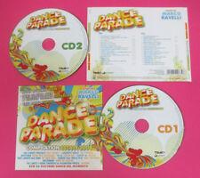 CD Dance Parade Compilation Estate 2008 LAURENT WOLF NARI & MILANI no lp mc(C45)