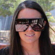 """Trending 2020 Oversized """"BETTY"""" Square Sunglasses For Women Driving Sun Glasses"""
