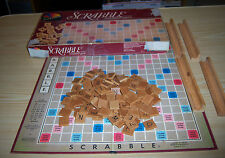 Scrabble Crossword Game No. 17 - Complete = 1982 Selchow & Righter