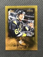 1996-97 DONRUSS CANADIAN ICE MARIO LEMIEUX SCRAPBOOK #ed 850/1966