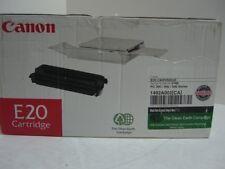 Genuine Canon,  #1492A002CA,  E20,  BLACK  Toner Cartridge