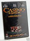 CASINO DVD Región 2 Nuevo Sellado ROBERT DE NIRO SHARON STONE JOE PESCI