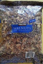 3 Lbs bag Walnuts,U.S. #1,California Grown,Nuts,Kirkland