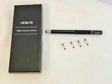 INEKO HIGH-SENSITIVE STYLUS - WITH EXTRA DAMPENING TIPS