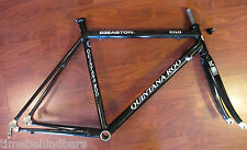 QUINTANA ROO KILO EASTON TUBING 650 TRIATHLON TT BIKE FRAME SET 52 CM TT 53 ST