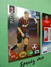 Champions League 09 10 Super Strikes Milan Pato Champion Panini Adrenalyn
