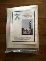 Luvlee Designs Christmas Card Holder Lighted New