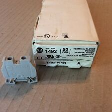 allen bradley 1492 WM4 Wire Terminals