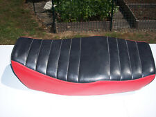 Used Original 84-86 Honda CB700SC Double Seat Assy. With custom seat cover