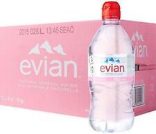 Evian Water Sport Cap 750ml x 12 BBE 16/05/20