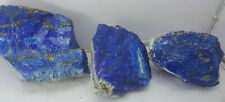 LARGE size Top quality Royal Blue Natural Lapis Lazuli rough crystals 4230 grams