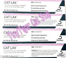 CAT LAX HAIR BALL TREATMENT catlax 4 PACK Fresh exp. 2020