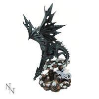 Dragons Wisdom Figurine Statue Ornament 47cm
