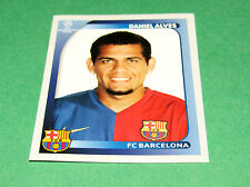 100 DANIEL ALVES BACELONA BARCA UEFA PANINI FOOTBALL CHAMPIONS LEAGUE 2008 2009