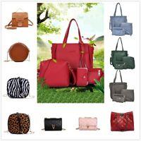 New Women Bag Purse Shoulder Handbag Tote Messenger Multi Satchel Bag Cross Body