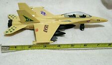 F-18 Hornet diecast USAF NAVY 328 Tan