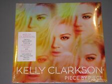 KELLY CLARKSON Piece By Piece 2 LP gatefold includes 3 Deluxe Editon Tracks NEW
