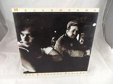 Mellencamp Lonesome Jubilee Vinyl Original Oz Press 1987 GF
