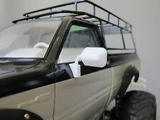 Rubber Side set Mirror Tamiya 1/10 Toyota Mountaineer TrailFinder Hilux Bruiser