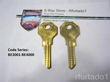 Key Blank for Desoto - Airflow 1935, 1937-38 & Studebaker 1949 thru 1963 H1199AR