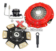 XTR STAGE 3 CLUTCH KIT w/ SLAVE CYLINDER for 1987-1992 JEEP WRANGLER 2.5L