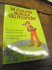 la course autour du monde de Jean Gorini et François Lancel