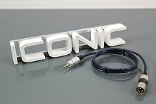 iPod /MP3/PC/iPad/iPhone to Bang and Olufsen OFC Cable 7 PIN DIN 1 Meter B&O