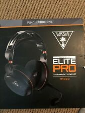 Turtle Beach Elite Pro Xbox/Ps4 Edition. works perfectly.