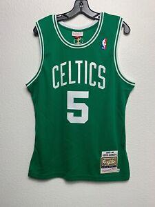 Men Mitchell & Ness NBA Authentic Jersey Boston Celtics Kevin Garnett KG (M)