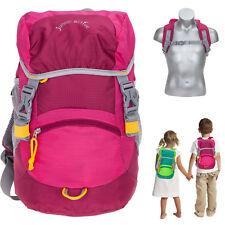Kinderrucksack Jungen Mädchen Rucksack Fabrizio Junior Kinder Tasche 20566 Rot